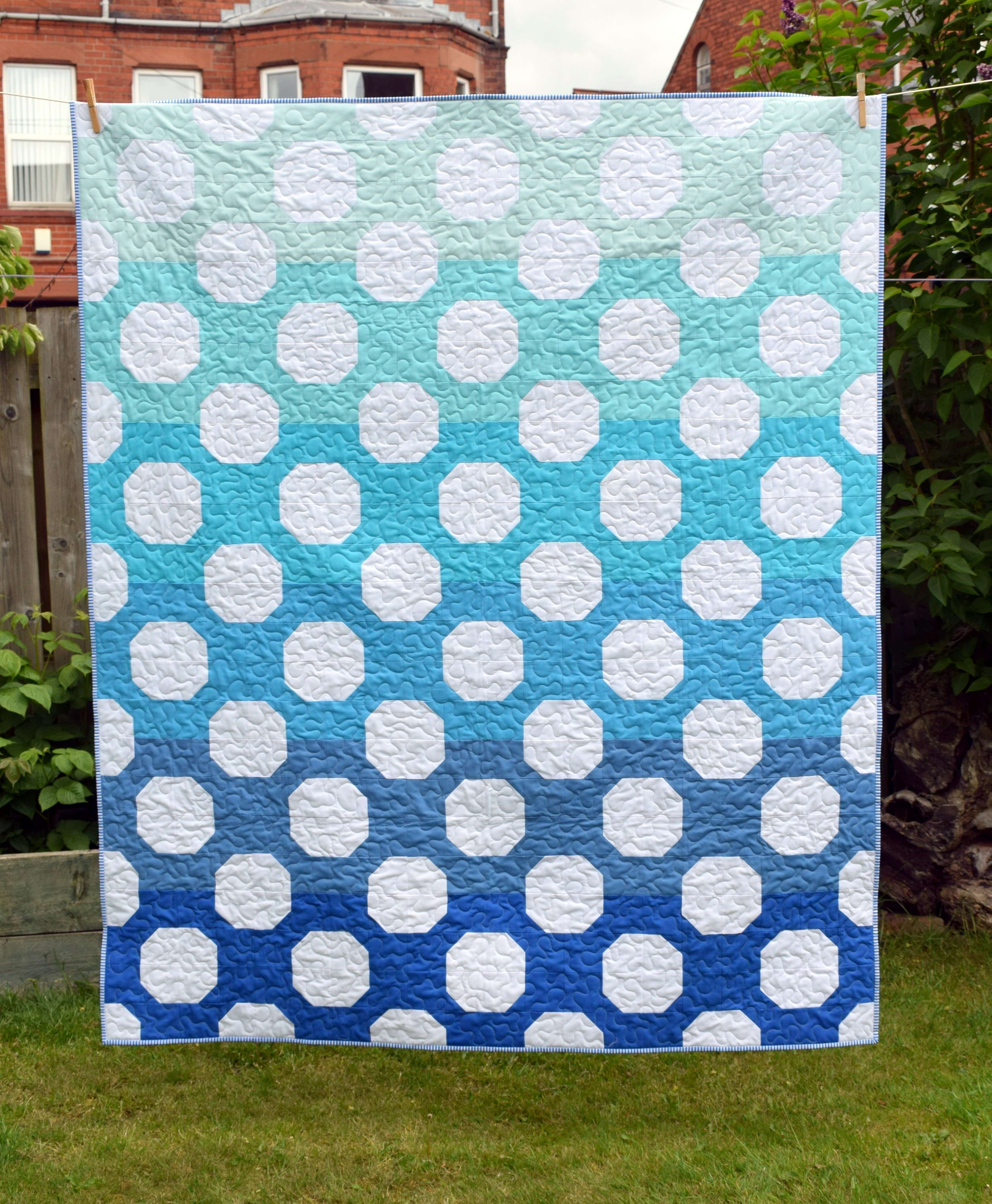 Blue Lagoon Quilt Just Jude Designs Quilting